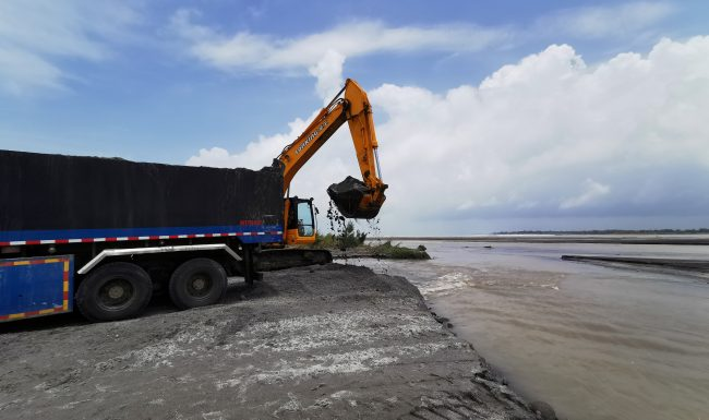 Greenphil Mineral Dredging Projects